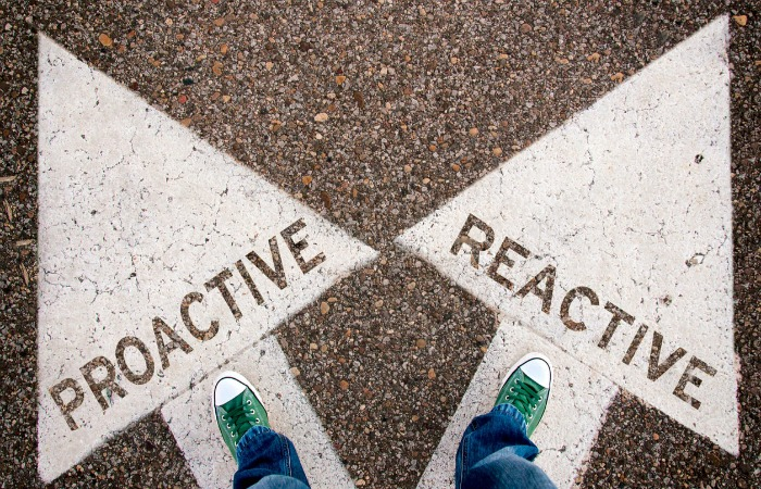 Should My Brand be Proactive or Reactive on Social Media?